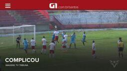 G1 em 1 Minuto: Real Cubatense sofre empate do Manthiqueira no fim