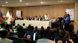 Prefeitos do Leste de Minas discutem implantação do Samu Regional