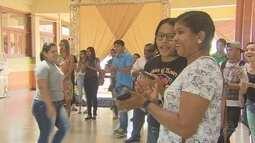 Programação cultural recebe calouros de universidade do Amapá