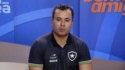 Jair Ventura fala da derrota do Botafogo para o Avaí