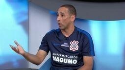 Serginho se diz realizado em jogar pelo Corinthians e fala da seleção brasileira