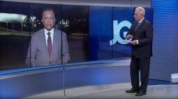 Presidente Michel Temer está sendo denunciado por corrupção passiva