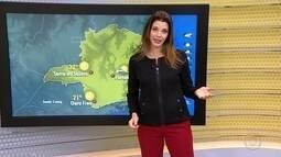 Terça-feira começa gelada em boa parte de Minas Gerais