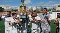 Futebol de amputados: Corinthians/Mogi faz 8 a 1 na final e é tetracampeão paulista