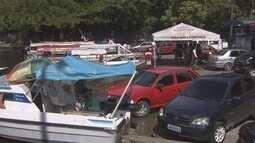 Usuários aguardam reforma de marina na Zona Oeste de Manaus