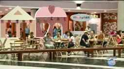Shopping da Zona Leste de Teresina realiza arraial com música e comidas típicas