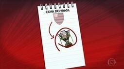 Flamengo encara Copa do Brasil como caminho mais curto para voltar à Libertadores