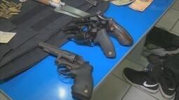 Cinco suspeitos de roubar residência são presas em Ji-Paraná, RO