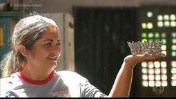 """JPB2JP: Conheça Luciene - a história da """"rainha da sucata"""" do interior da Paraíba"""