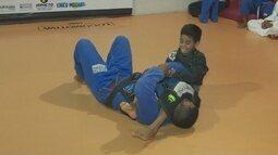 Promessas do jiu-jitsu de Roraima vão representar o estado no campeonato sul-americano