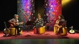 Poemas musicados de casal de escritores são as atrações do Globo Horizonte