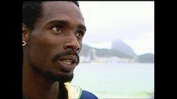 Relembre a história de Diogo Silva, medalha de ouro no taekwondo no Pan do Rio em 2007