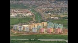Relembre como foi a inauguração da Vila do Pan do Rio em 2007