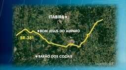 Federação das Indústrias de Minas Gerais tem reforçado a companha 'Nova 381'