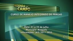Confira eventos desta semana na Agenda do Campo