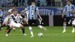 Os gols de Grêmio 3 x 1 Ponte Preta pela 14ª rodada do Brasileirão