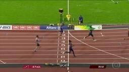 Brasil ganha medalhas no atletismo paralímpico e no mundial de esportes aquáticos
