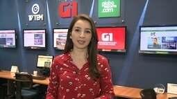 Confira os destaques do G1 Sorocaba e Jundiaí nesta quinta-feira