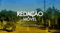 Redação Móvel visita o bairro Jardim Vitória, em Foz do Iguaçu