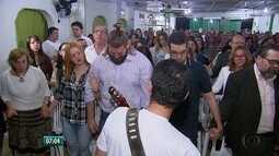 Centro espírita volta a funcionar 15 dias após tiroteio no Grande Recife