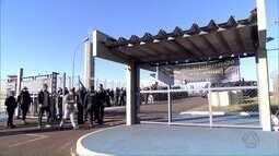Agentes penitenciários federais de Campo Grande pedem mais segurança no trabalho