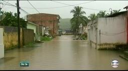 Em 24 horas, chove o esperado para mais de 20 dias em cidades de Pernambuco