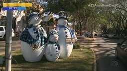 Cidade de Itá têm atrações turísticas para o inverno