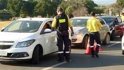De janeiro a junho, 607 motoristas foram flagrados com carteira cassada ou suspensa