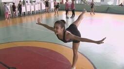 Jovens atletas do IBR treinam firme para competição nacional em Santa Catarina