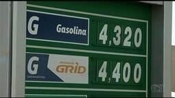Motoristas reclamam de aumento no preço do combustível em Goiás