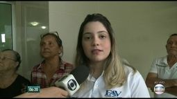 Mutirão oftalmológico beneficia moradores de Carpina, na Zona da Mata de Pernambuco