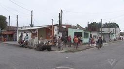 Moradores denunciam irregularidades em leilão de terreno em Praia Grande