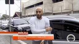 Ex-goleiro Edinho é transferido para o presídio em Tremembé