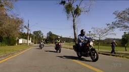 No dia do Motociclista, Detran faz ações de conscientização contra acidentes