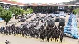 Dispara número de policiais que deixam a PM no Rio