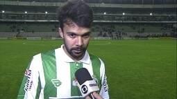 """Após nova derrota, Wallacer admite mau momento do Juventude: """"Situação está complicada"""""""