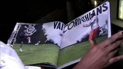 """""""Primeira força"""": Corinthians lança livro comemorativo pelo título do Campeonato Paulista"""