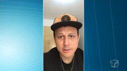 Família a amigos fazem campanha por ex-atacante Silas, que luta contra a leucemia