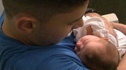 Em Movimento: Pais de primeira viagem relatam as emoções da paternidade