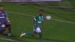 Os gols de Figueirense 1 x 1 Goiás pela 20ª rodada da série B do Campeonato Brasileiro