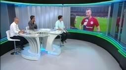 Serginho diz que Inter vive novo capitulo na série B