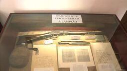 Museu do Cangaço, em Piranhas, guarda relíquias desse período da nossa história