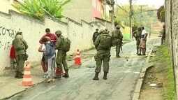 Operação Dose Dupla mobiliza homens do exército e marinha em Niterói
