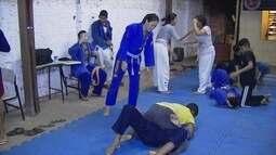 Projeto social de jiu-jítsu busca dar qualidade de vida a crianças carentes em RO
