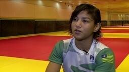 Sarah Menezes vai competir Mundial de judô na Hungria após desistência de brasileira