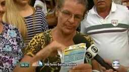 Após denúncias, moradores da VIla Torres Galvão, em Paulista, vão ter água nas torneiras