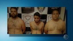 Policia Civil prende três homens em flagrante por clonagem de veículos