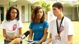 Estudantes de Ipatinga consquistaram medalha de ouro em olimpíada escolar
