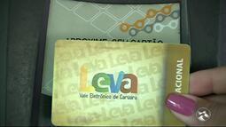 Cartões 'Leva' são bloqueados em Caruaru