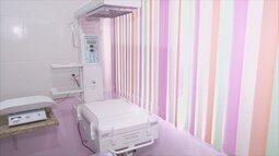 Número de partos normais realizados na unidade de saúde de Ariquemes